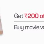 Bookmyshow Movie Voucher Offer