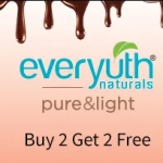 Nykaa Loot - Buy 2 Get 2 Free on Everyuth Products