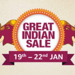 Amazon great Indian Sale 2020 - heavy Discounts + Additional Offers