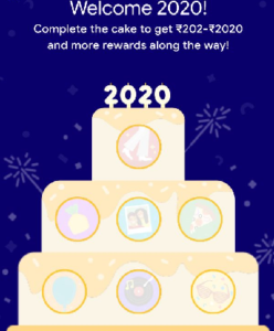 (Assured) Trick To Collect Toffee Stamp in Google Pay 2020 Cake Offer
