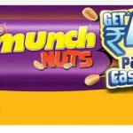 PayTM Munch Nuts Offer