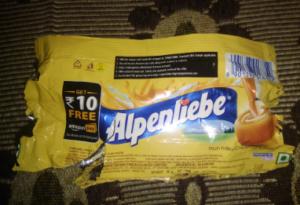 Amazon Alpenlibe Offer