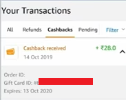 Amazon Merchant Offer - Accept Daily 2 Payments & Earn Rs.14 Daily