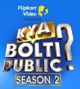 Flipkart Kya Bolti Public Contest