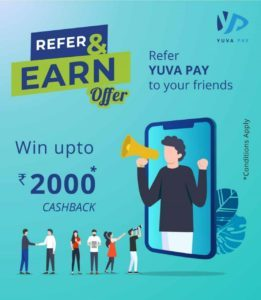 Yuva Pay Referral Code
