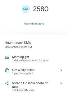 Google Pay Go India Contest