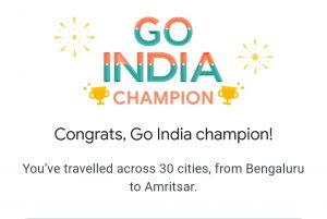 Get Rare Tickets Google Pay Go India