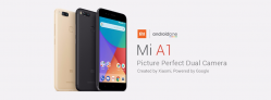 Mi A1 Launched – Features, Sale Date, Specifications, Buy Online in India