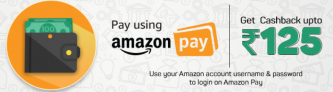 Amazon Pay Bookmyshow Offer – Get Rs.125 Off on Two Movie Tickets