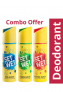 Paytm Mall – Buy Set Wet Avatar Deodorant (Pack of 3) in Just Rs.201