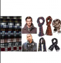Paytm Mall – BuyJARS Collections Multicolor Woolen Muffler for Men in Rs.17