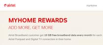 Airtel Free Internet – Get 60 GB 4G Free Airtel Internet