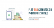 Freecharge App Recharge Offer – Get Rs.50 Cashback on Rs.300 Transaction