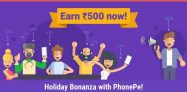 (*New*)PhonePe Refer and Earn – Rs.100/SignUp and Rs.100/Per Refer