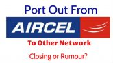 (*UPC Code Method*)How To Port out From Aircel to Another Network