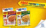 Free Paytm Cash – Get Free Rs.15 Paytm On Each Pack of Maggi Pazzta