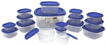 Amazon – Buy Princeware SF Pak Container Set, 17-Pieces in just Rs 221