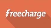 Get Rs.30 Free Recharge from Freecharge 100% Cashback Offer