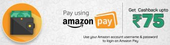 Amazon Pay Bookmyshow Offer – Get Rs.75 Off on Two Movie Tickets