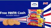 Paytm Parle Bakesmith Offer – Get Rs 18 Free Paytm On Each Pack
